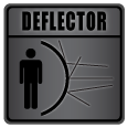 Power ups - Deflector