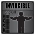 Power ups - Invincible