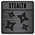 Power ups - Stealth