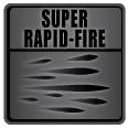 Power ups - Super Rapid Fire
